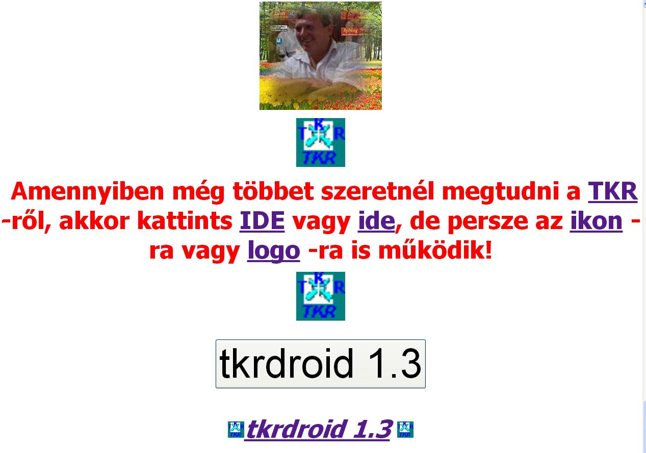banjozsef.hu - Bjsoft, TKR, TKR 366, bjSql, bjblog